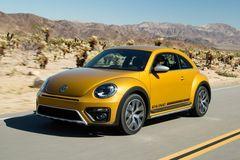 Новость о Volkswagen Beetle
