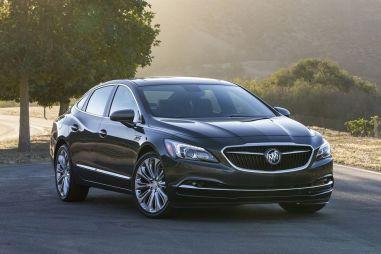 Buick выпустил новое поколение флагманского LaCrosse