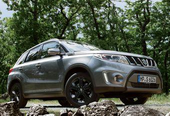Новая модификация носит обозначение S и позиционируется Suzuki в качестве «спортивной» Витары.