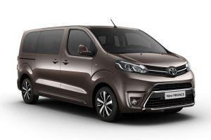 Toyota разработала новый минивэн вместе с французами из Peugeot