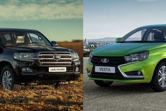 Веста только поступила в продажу и уже вошла в число 25 самых востребованных моделей на рынке. По итогам ноября она обошла Skoda Octavia и УАЗ Патриот.