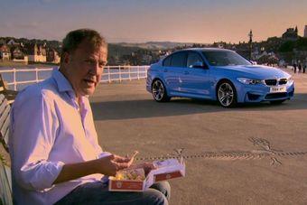 Вскоре после этого супруга Уиллиса заметила, что в транслируемом по ТВ шоу Top Gear показывают подозрительно похожий седан M3 с аналогичными номерными знаками. Выяснилось, что машина действительно снималась в Топ Гире, где Джереми Кларксон весьма агрессивно ездил на ней по треку.