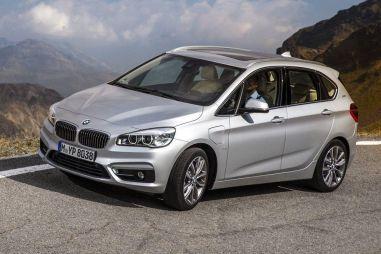 BMW и Volkswagen отказались везти новые компактвэны в Россию