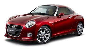 Самыми ожидаемыми из них станут новые кузовные модификации Daihatsu Copen.