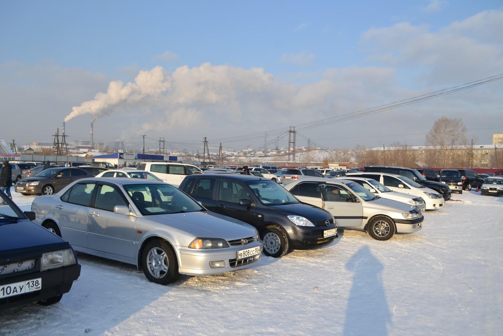 Дром улан удэ российский автопром с фото