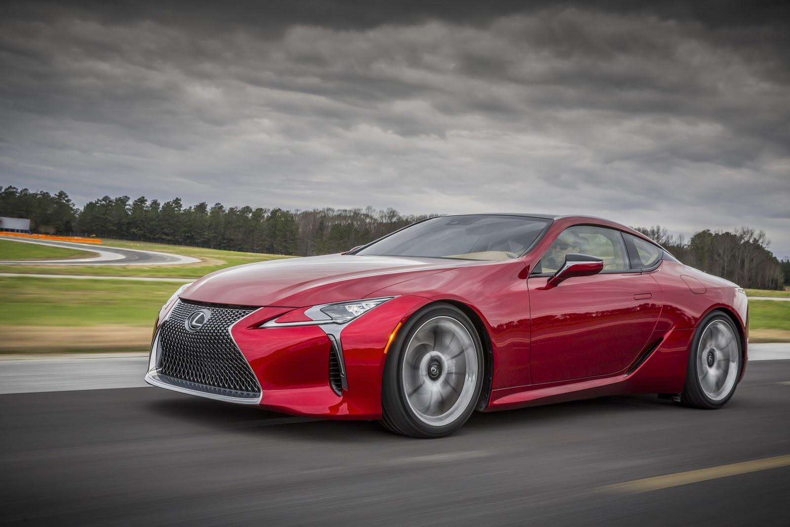 Более десятка суперкаров Lexus до сих пор не проданы