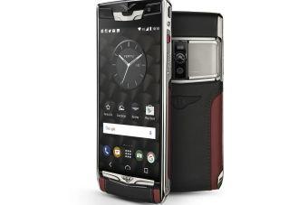 Смартфон от Vertu и Bentley новые фото