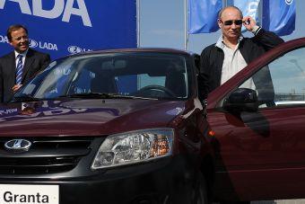 Лада Гранта стала самым популярным автомобилем 2015 года в России: продано 120 182 седанов и хэтчбеков.