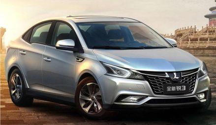 Тайваньский седан Luxgen 3 получит турбомоторы и гибридную версию