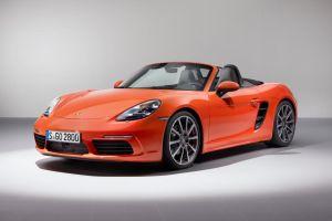 Компактный родстер от Porsche получил турбомоторы и новое имя — 718 Boxster