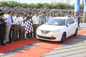 Suzuki начала поставки автомобилей индийской сборки в Японию