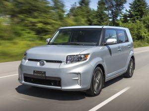 Toyota отказалась от бренда Scion