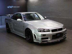 В Гонконге выставлен на продажу редкий Nissan Skyline GT-R за полмиллиона долларов