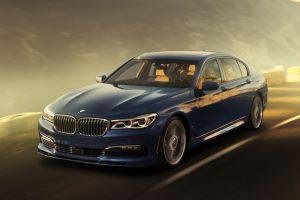 Alpina представила собственную версию новой «семерки» BMW с 600-сильным двигателем