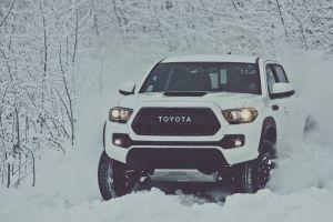 Пикапы автосалона в Чикаго: Toyota Tacoma TRD, Nissan Titan и Ram Power Wagon