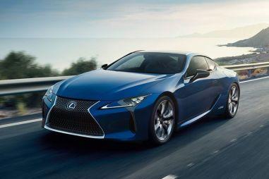 Новейшее гибридное купе Lexus получило четырехступенчатый «автомат»