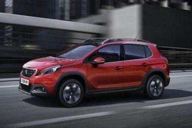 Обновление Peugeot 2008: выбирать можно из нескольких трехцилиндровых моторов