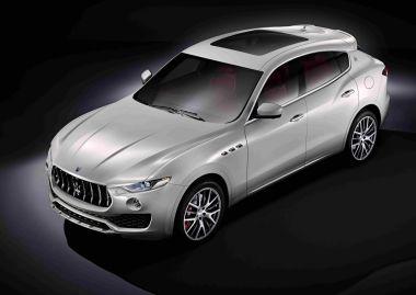 Экстерьер первого кроссовера Maserati раскрыт до премьеры