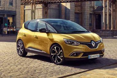 Renault в Женеве: компактвэн Scenic и универсал Megane