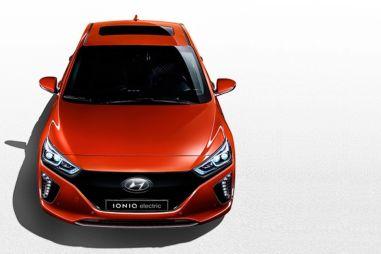Одной зарядки электрического Hyundai Ioniq хватит лишь на 169 км пути