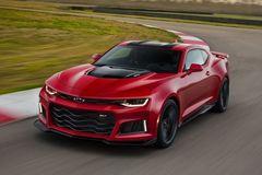 Новость о Chevrolet Camaro