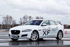 Новость о Jaguar XF