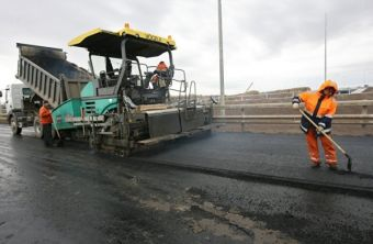Дорожные службы отремонтируют более 230 км трасс.