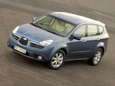 В РФ отзовут 4,5 тысячи Subaru Tribeca из-за риска открытия капота на ходу