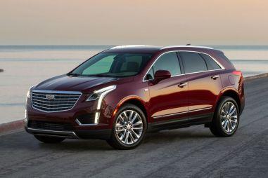 Новый кроссовер Cadillac XT5 будет стоить от 2,99 млн рублей