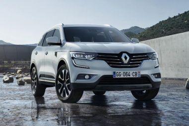 Компания Renault анонсировала новый кроссовер Koleos