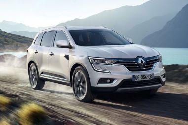 Новый Renault Koleos представлен официально