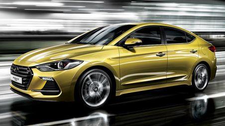 Hyundai представил корейскую Elantra с 200-сильным турбомотором