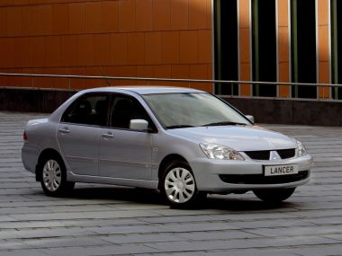 В России отзовут свыше 140 тысяч Mitsubishi Lancer