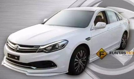 В Малайзии на базе старого «Аккорда» создали новую Perdana