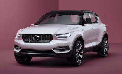 Компания Volvo показала прототипы новых S40 и XC40