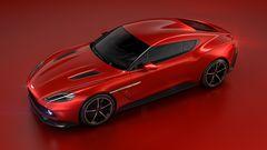 Новость о Aston Martin
