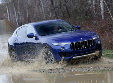 Цена кроссовера Maserati Levante в РФ будет привязана к курсу валют. Пока машина стоит от 5,5 млн рублей