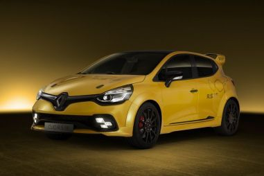 Спортивное подразделение Renault показало 275-сильный переднеприводный концепт Clio RS16