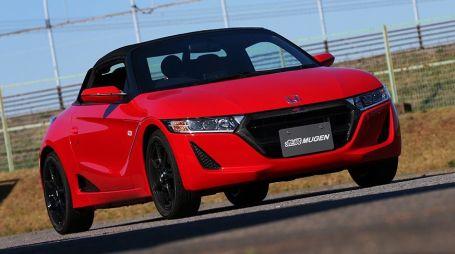 Honda выпустит спецверсию родстера S660