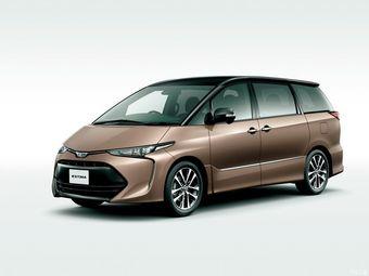 Третье поколение Toyota Estima/Previa выпускается с 2006 года и пока остается в производстве, но с небольшими изменениями.
