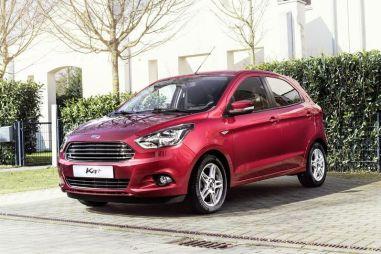 Ford представил новое поколение ситикара Ka в Европе
