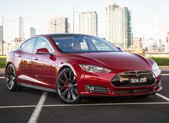 Новость о Tesla Model S