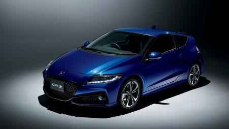 Honda прощается с гибридом CR-Z. Анонсирована финальная версия