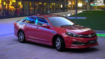 В Малайзии представили новый Proton Perdana на базе Хонды