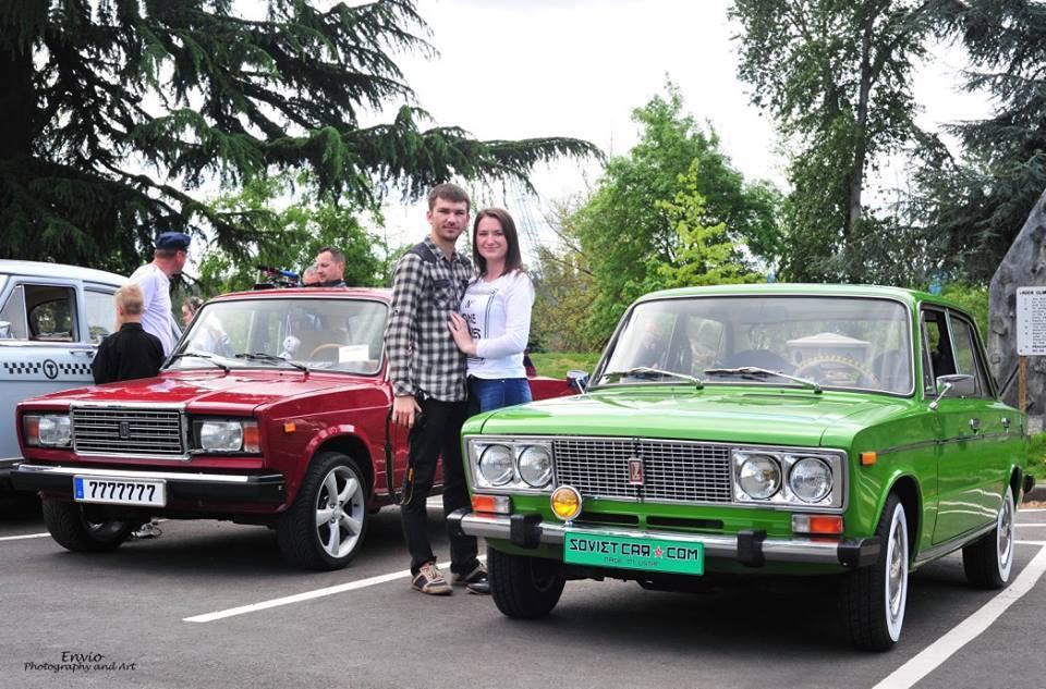 российские автомобили в сша фото каждые пол