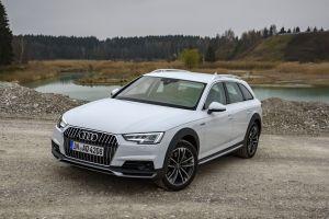 В России начались продажи Audi A4 Allroad Quattro