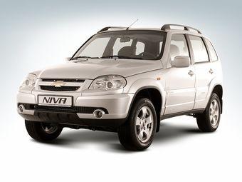 Количество импортных деталей в Chevrolet Niva варьируется в зависимости от комплектации.