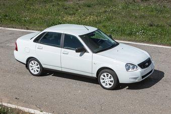 Стоимость седанов Lada Priora Black Edition и White Edition — 491 000 рублей. Новые модификации доступны только со 106-сильным 16-клапанным мотором.
