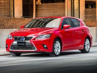 Кроме нескольких моделей Toyota сервис потребуется и гибридным хэтчбекам Lexus CT200h