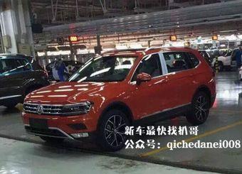 Фольксваген будет продавать длиннобазный Тигуан как минимум в Китае, США и Канаде